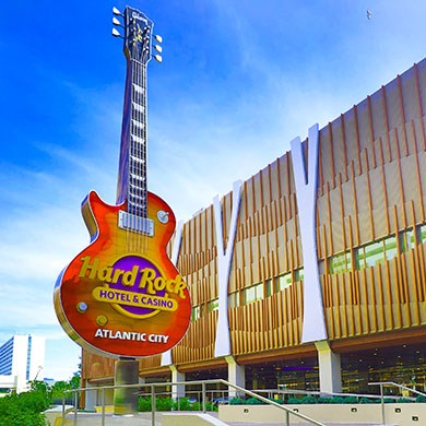 The Hard Rock welcomed guests again on July 2.