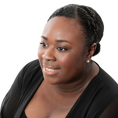 Ashanti Bentil-Dhue, founder and director of virtual and hybrid event production company EventMind