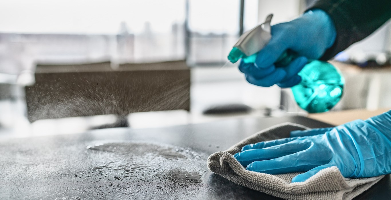 How to Clean and Disinfect an Event Venue Properly   Successful Meetings
