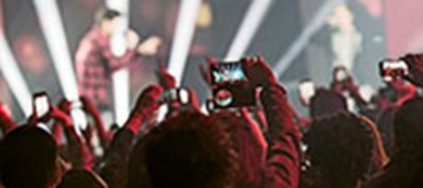 Social media and video are combining to create an increasingly powerful tool for live events