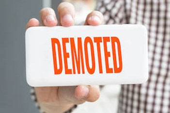 How to Correctly Demote an Employee