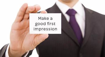 How to Make a Good First Impression on Job Interviews: Successful ...