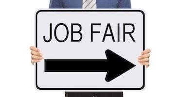 what is a job fair like