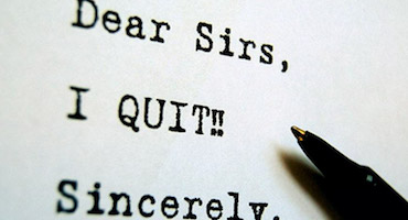 How To Write A Resignation Letter When Youre Leaving On Bad Terms