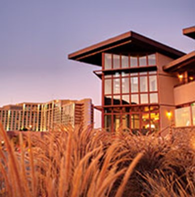 Pechanga Resort & Casino is located in the Temecula Valley's picturesque wine country
