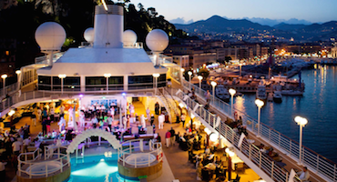 Top 10 Cruise Ships for Exclusive Corporate Events ...
