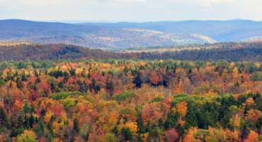 The top 10 fall travel destinations in the united states for Best fall destinations in the us