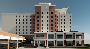 Construction Crews Broke Ground Friday On A New Convention Center Hotel In Downtown Wilmington Nc The Announced Yesterday