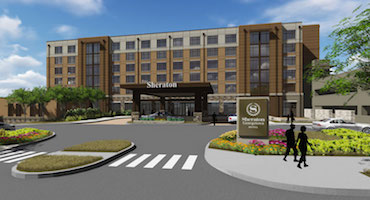 Sheraton Hotels Resorts Has Opened The Lone Star State S 15th Hotel Georgetown Texas Conference Center In Tx