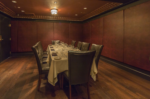 Angus Club Steakhouse Caters to Groups