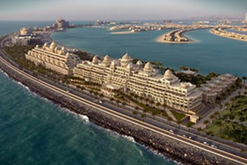 Emerald Palace Kempinski to Shine on Dubai's Palm Jumeriah