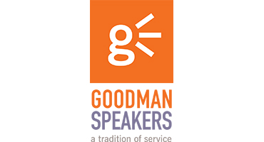 Goodman Speakers Formerly Bureau Has Changed Its Name And Refreshed Brand It Announced Today The Provider Of Keynote For